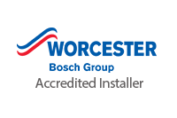 Worcester Bosch Accredited Logo