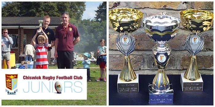 Chiswick RFC Juniors Awards