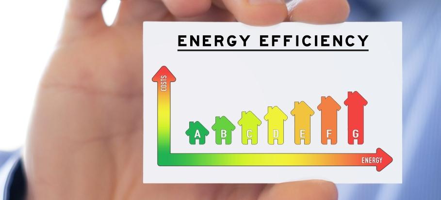 A man showing erp boiler efficiency ratings