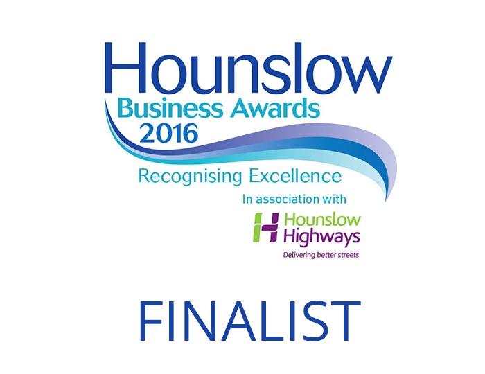 Hounslow Business Awards 2016 Finalist