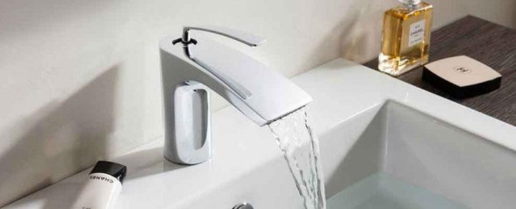 Crosswater Essence Mini Basin Mixer Tap