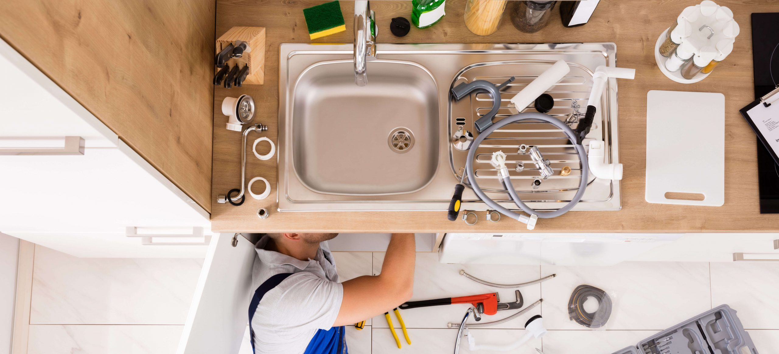 How To Replace A Kitchen Sink Definitive Guide My Plumber